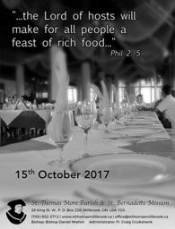 2017 October 15 Bulletin