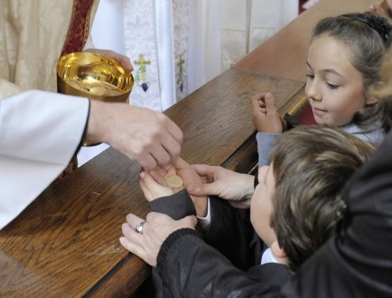 FIRST RECONCILIATION & FIRST COMMUNION